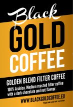 Black Gold Coffee Filter Coffee