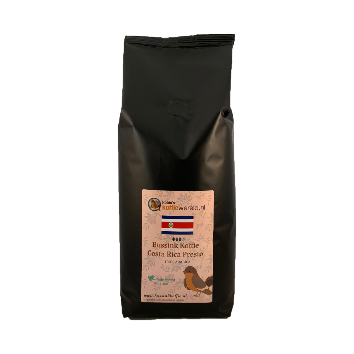Bussink Koffie Costa Rica Presto 1 stuk 2020