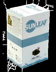 Sunleaf Earl Grey thee 80 stuks Koffiewerld