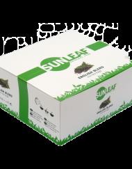 Sunleaf English Blend thee 100 stuks doos dicht Koffiewereld