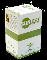 Sunleaf Groene thee 80 stuks Koffiewereld