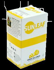 Sunleaf Groene thee citroen 80 stuks Koffiewereld